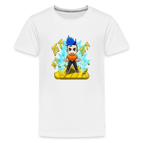 One Million Merch POWER! - Kids' Premium T-Shirt