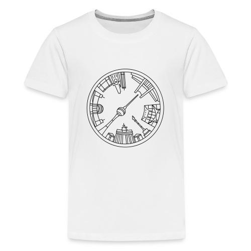 Berlin emblem - Kids' Premium T-Shirt
