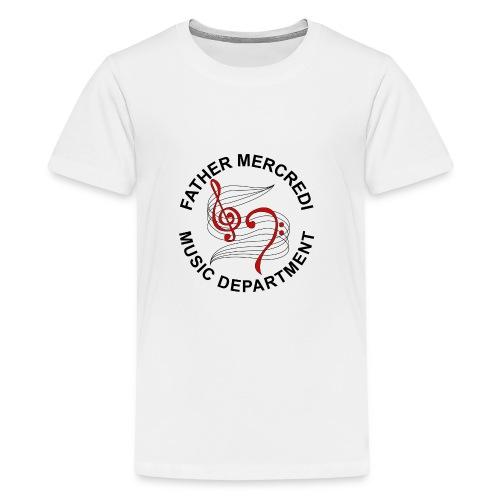 merc music logo (Higher Quality) - Kids' Premium T-Shirt