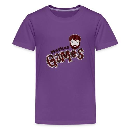 TShirt variant1 png - Kids' Premium T-Shirt