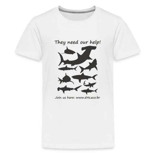 They need our help! - Kids' Premium T-Shirt
