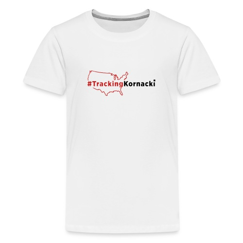 Tracking kornacki Dad - Kids' Premium T-Shirt
