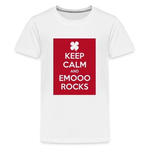 Emooo - Kids' Premium T-Shirt