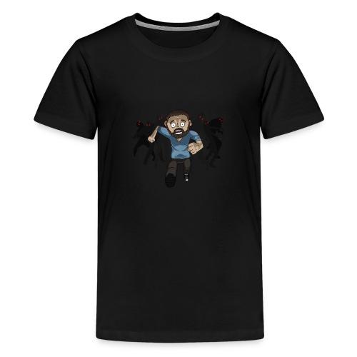 mathastshirt png - Kids' Premium T-Shirt
