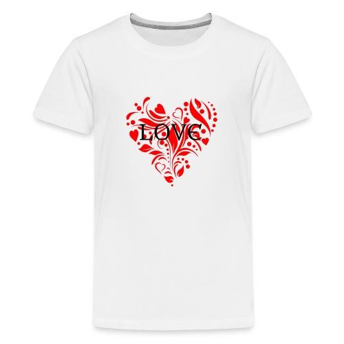 loveheArt - Kids' Premium T-Shirt
