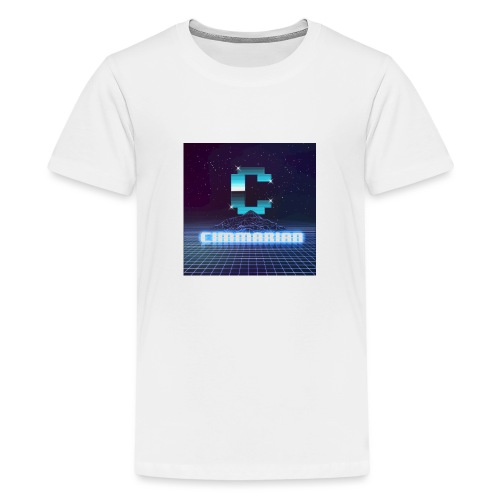 The killer 80s logo - Kids' Premium T-Shirt