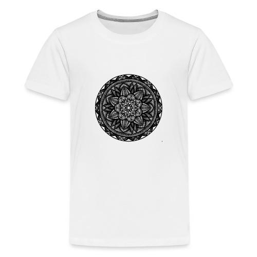 Circle No.2 - Kids' Premium T-Shirt