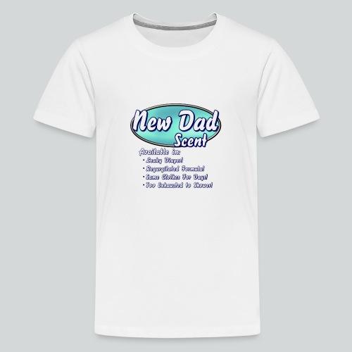 New Dad Scent - Kids' Premium T-Shirt