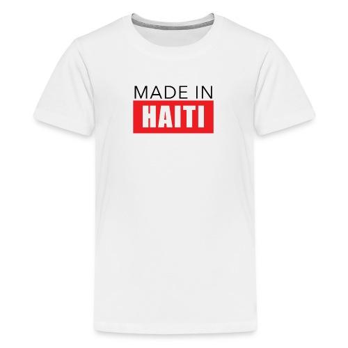 Made in Haiti - Kids' Premium T-Shirt