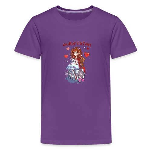 Aureylian FTB - Kids' Premium T-Shirt
