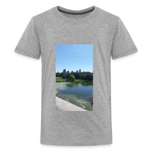 New York scenery - Kids' Premium T-Shirt