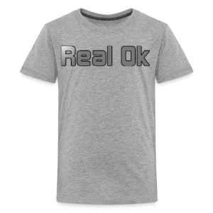 Real Ok version 2 - Kids' Premium T-Shirt