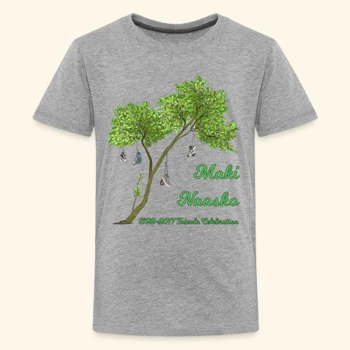 Maki Naasko Toivola Celebration 2017 - Kids' Premium T-Shirt