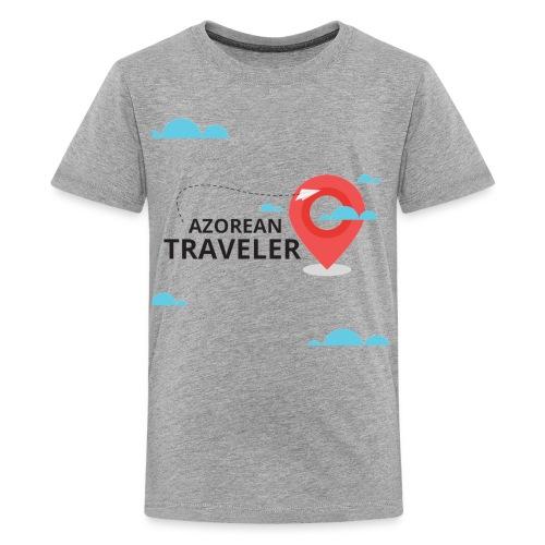 AzoreanTraveler - Kids' Premium T-Shirt