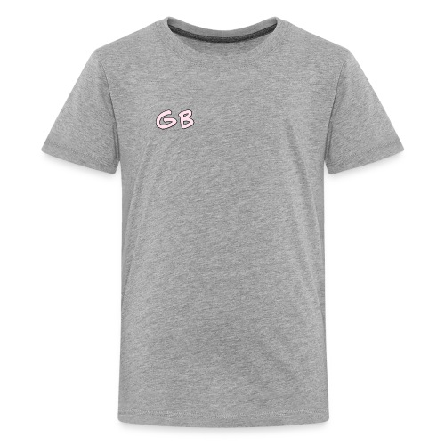 Gunsibgamer gB pink - Kids' Premium T-Shirt