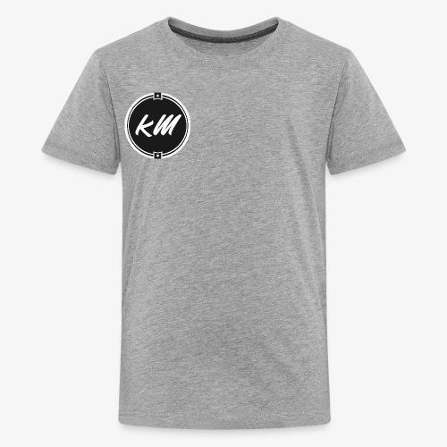 KaiMiller logo - Kids' Premium T-Shirt