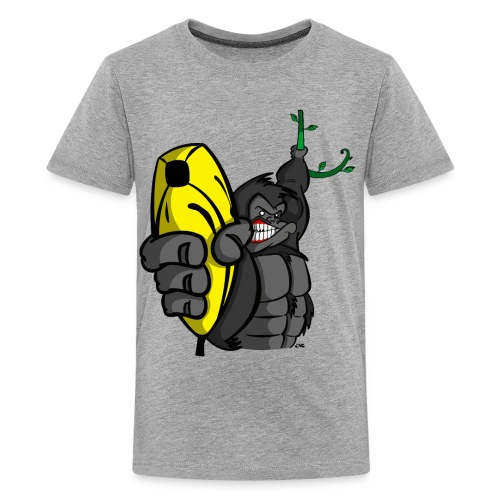 Guns Don't Kill People, Bananas Do! - Kids' Premium T-Shirt