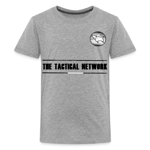 The Tactical Network - Away Kit - Kids' Premium T-Shirt