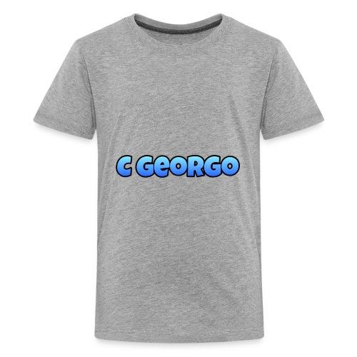 C Georgo Co - Kids' Premium T-Shirt