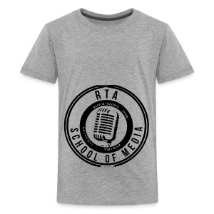 RTA School of Media Classic Look - Kids' Premium T-Shirt