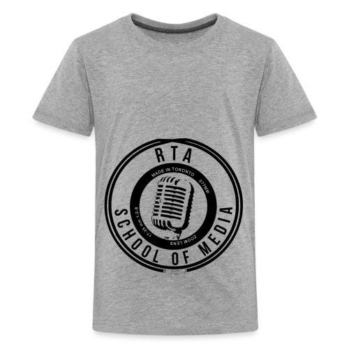 RTA School of Media Classic Look - Kids' Premium T-Shirt