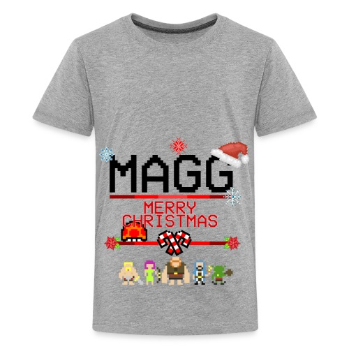 dise--o_kmisa - Kids' Premium T-Shirt
