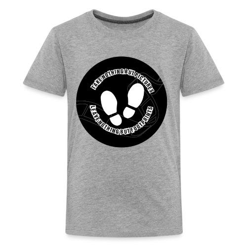 Urban Exploring / Urbexing Quote - Kids' Premium T-Shirt