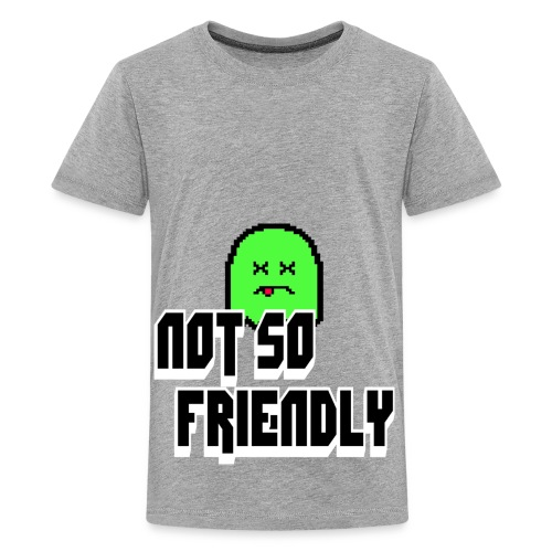 not_so_friendly_logo - Kids' Premium T-Shirt