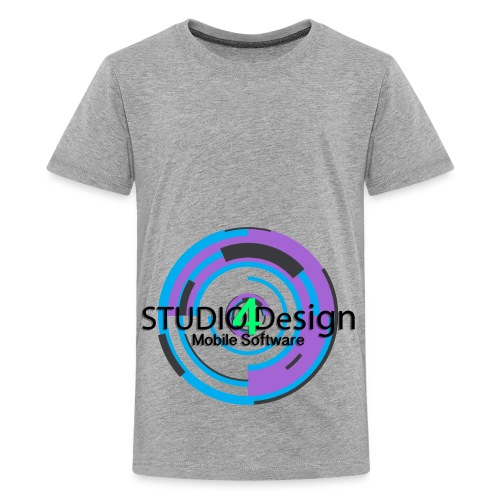 S4DLogo - Kids' Premium T-Shirt