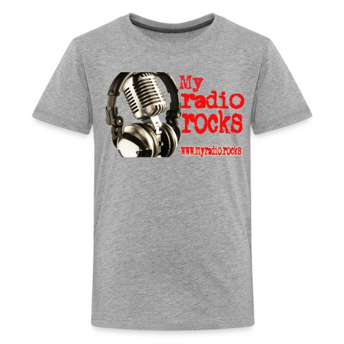 My Radio.Rocks Appearal - Kids' Premium T-Shirt