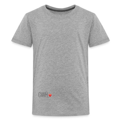 Grace Was Here - Kids' Premium T-Shirt