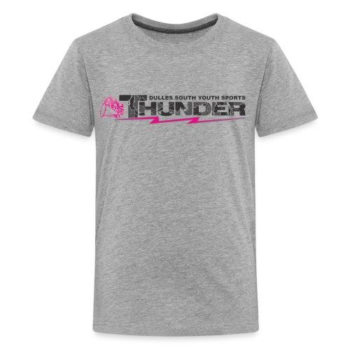 DSYS Cheer Logo - Kids' Premium T-Shirt