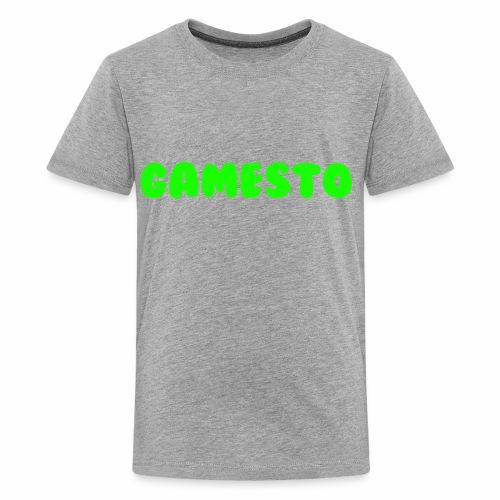 gamesto - Kids' Premium T-Shirt