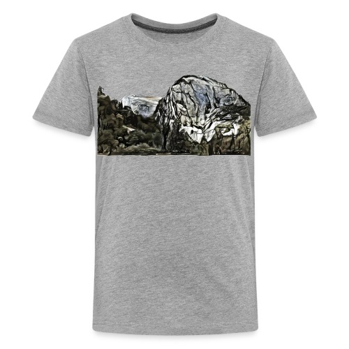 Cochamó - Patagonia - Chile - Kids' Premium T-Shirt
