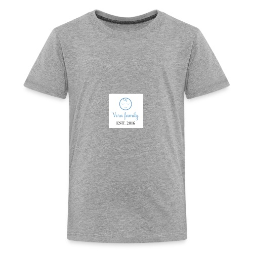 Baby Blue Logo - Kids' Premium T-Shirt