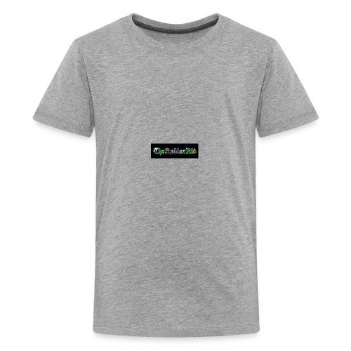 THEROBLOXKID - Kids' Premium T-Shirt