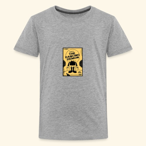 bendy poster - Kids' Premium T-Shirt