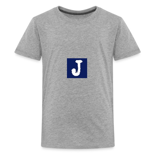j logo big - Kids' Premium T-Shirt
