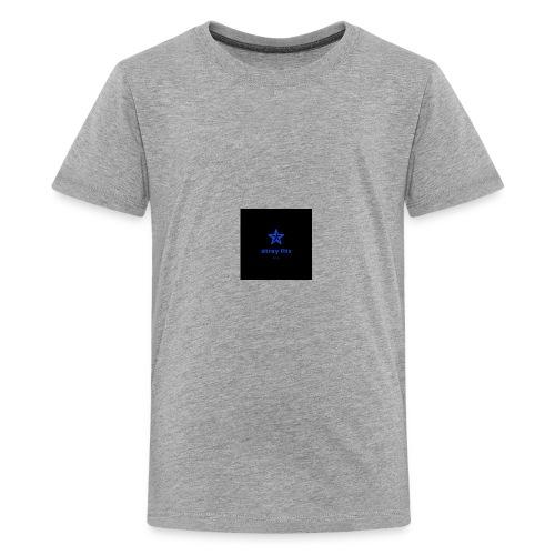 dtray fits logo design - Kids' Premium T-Shirt