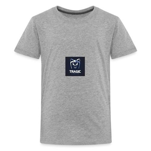 tragic gaming - Kids' Premium T-Shirt