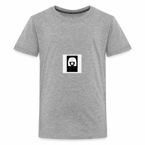 be quiet muted mind poster black poster 24x36 - Kids' Premium T-Shirt