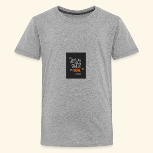 Dont stop - Kids' Premium T-Shirt
