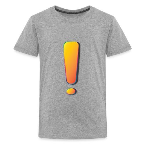 Offense Logo - Kids' Premium T-Shirt