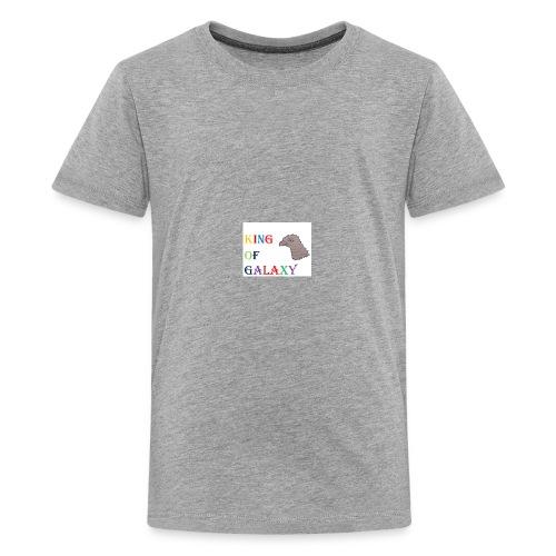 KING OF GALAXY - Kids' Premium T-Shirt