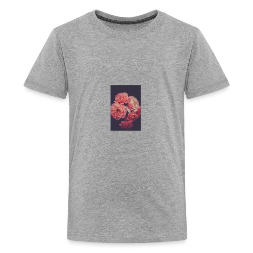 Flower love ❤️ - Kids' Premium T-Shirt