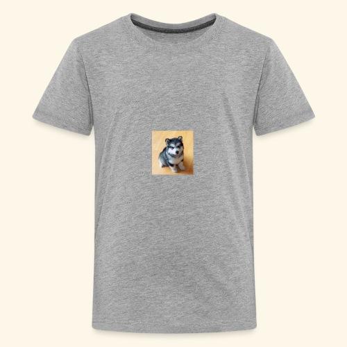 822F4DCB 7053 40BA 8E9C 7222EE84A8AF - Kids' Premium T-Shirt