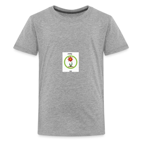 spring is great - Kids' Premium T-Shirt