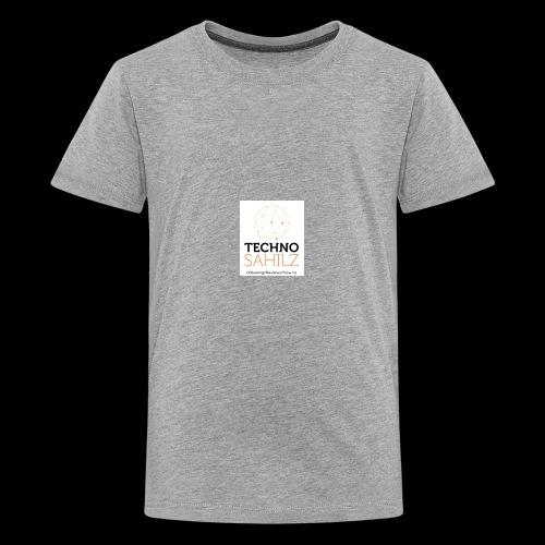 Techno Sahilz - Kids' Premium T-Shirt