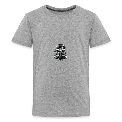 Gangstar Skull - Kids' Premium T-Shirt