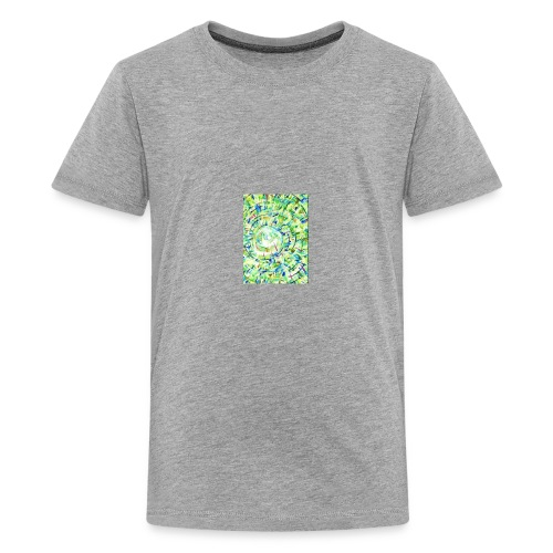 Green - Kids' Premium T-Shirt
